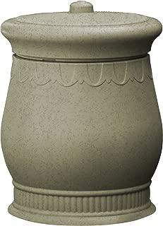 Good Ideas SV-URN-SAN Savannah Storage Urn, Sandstone