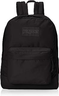 Jansport Mono Superbreak Black Backpack