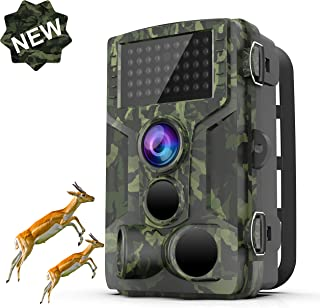 STARLIKE Trail Camera 1080P Waterproof Hunting Scouting...