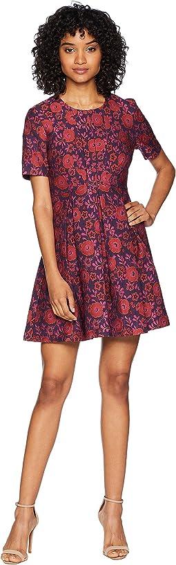 Maramures Jacquard Dress