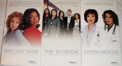 Lifetime Original Series (Strong Medicine/Any Day Now/The Division) [VHS]