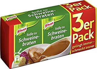 Knorr Sauce for Roast Pork 3-Pack