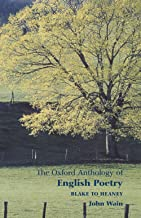 Best the oxford anthology of english poetry Reviews