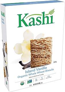 Kashi, Breakfast Cereal, Organic Island Vanilla, Vegan, Non-GMO Project Verified, 16.3 oz