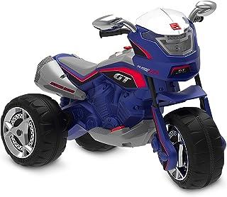 Super Moto Gt Turbo (azul) Eletrica 12v Bandeirante Azul