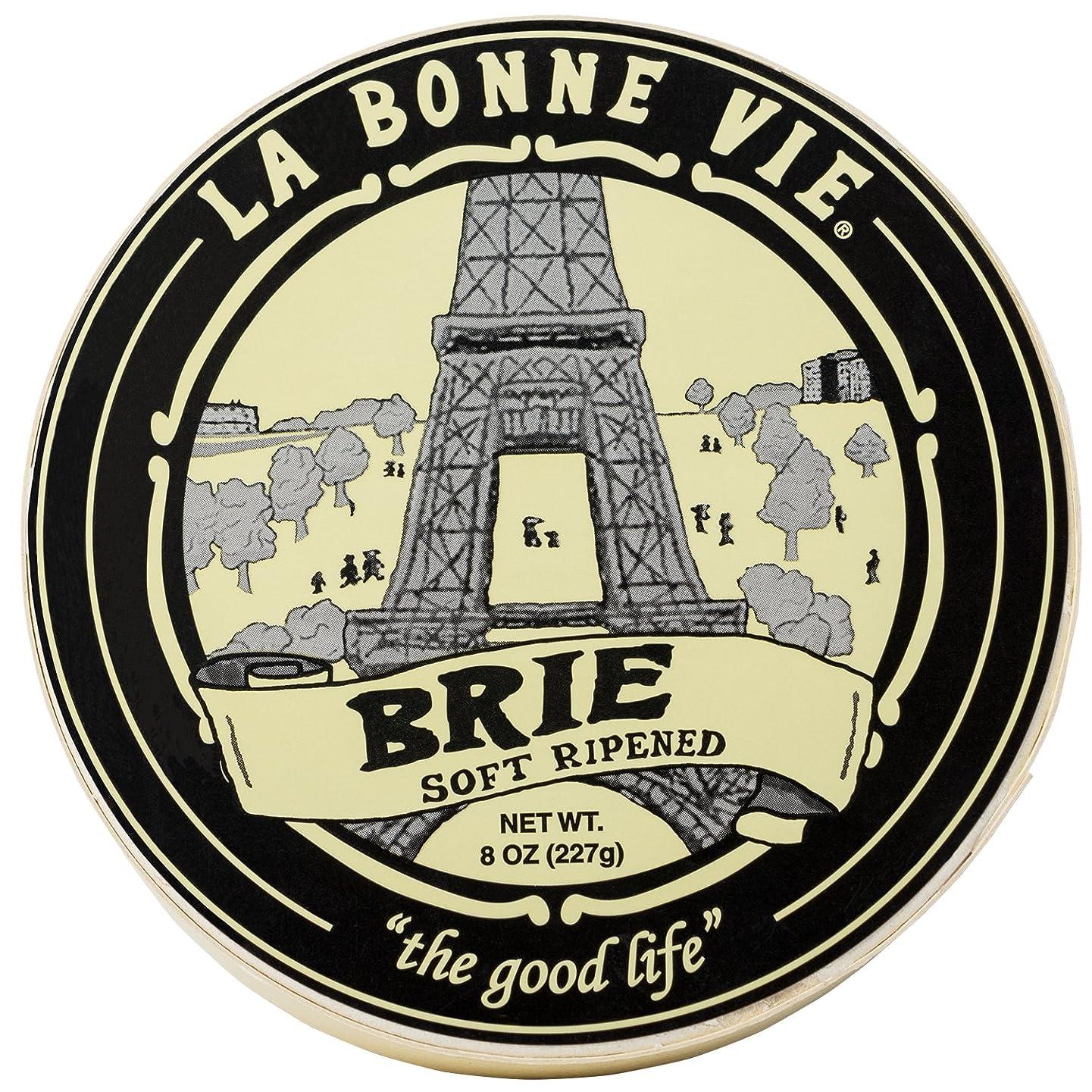 LA BONNE VIE Brie Mini Wheel Double Creme, 8 oz