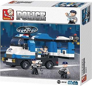Sluban Mobile Police Station, 265 Pcs, M38-B0187