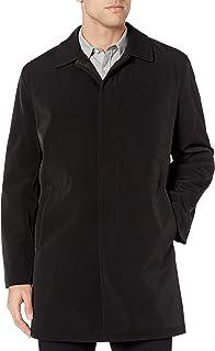 معطف أوماها الكلاسيكي للرجال من Ike Behar مع بطانة بسحاب