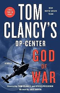 Tom Clancy's Op-Center: God of War: A Novel