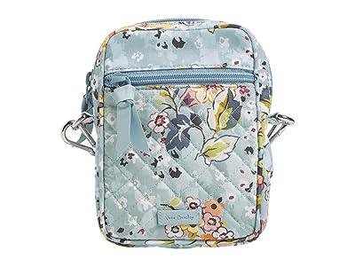 Vera Bradley RFID Convertible Small Crossbody (Floating Garden) Handbags
