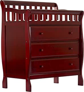 Dream On Me Marcus Changing Table and Dresser, Cherry