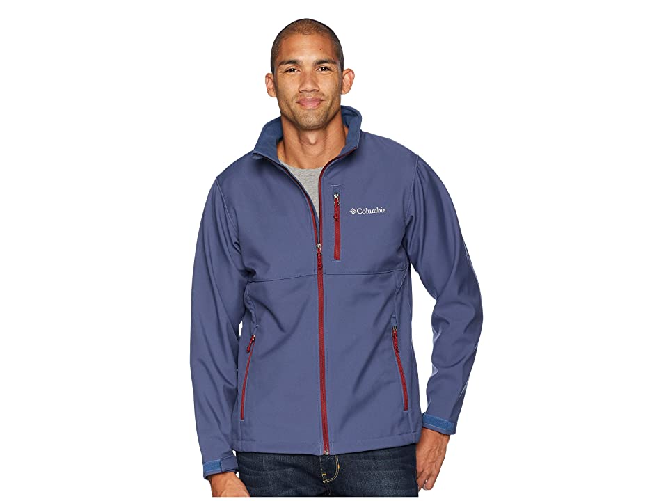 Columbia Ascendertm Softshell Jacket (Dark Mountain) Men
