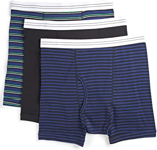 Harbor Bay by DXL Big and Tall Performance Boxer Briefs