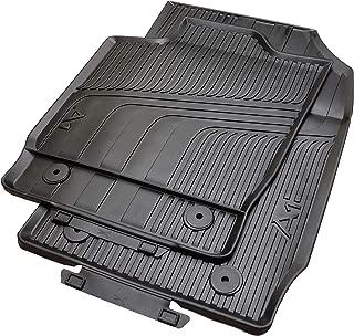 hinten Original Audi A4 8E Gummimatten Gummifussmatten Fußmatten vorn Set