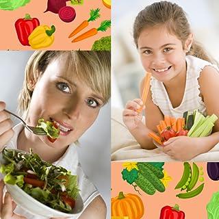 Collage de fotos vegetales