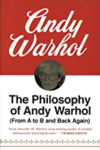 Best the philosophy of andy warhol ebook Reviews