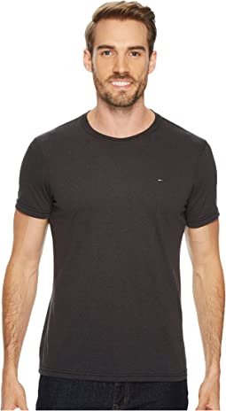 Tommy Hilfiger Denim - Original Melange Crew Neck Short Sleeve T-Shirt
