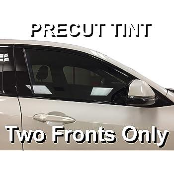 LEXEN 2Ply Ceramic Two Front Windows Precut Tint Kit - High Heat Reduction