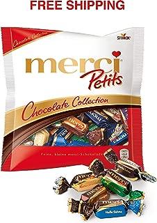 Merci Petits-CHOCOLATE COLLECTION 125 g, Merci/Germany