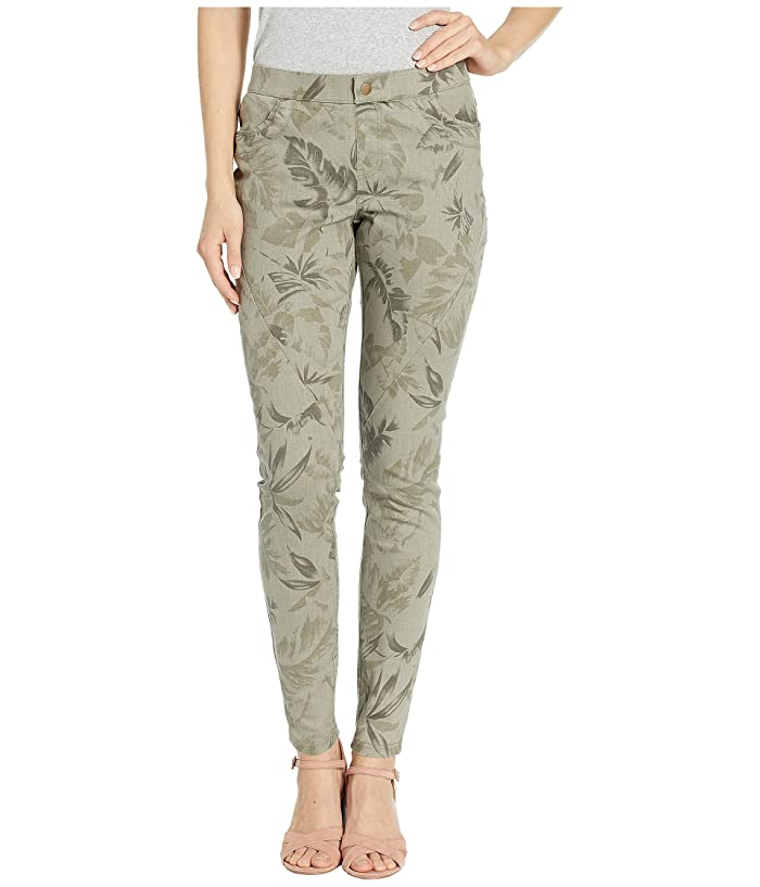 HUE Fatigue Washed Twill Leggings (Seagrass) Women