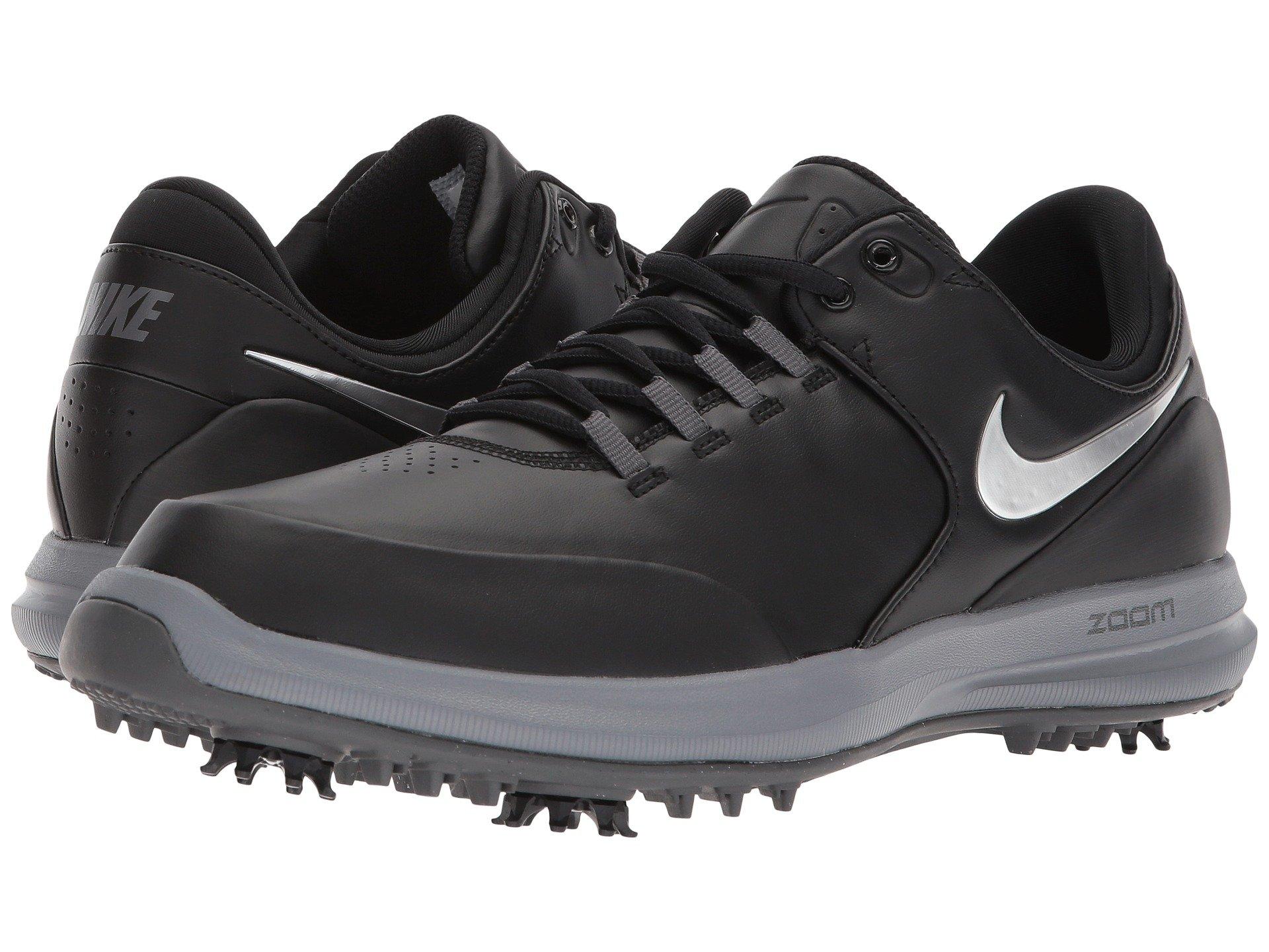 38190a00aa91 Nike Golf. Roshe G Tour.  110.00. Black Metallic Silver Cool Grey