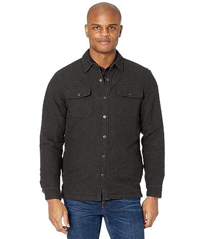 Prana Dock Jacket (Black Olive) Men