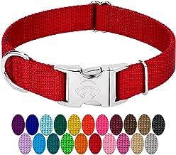 small nylon dog collars