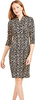 J.McLaughlin Womens Terin Dress in Tigre