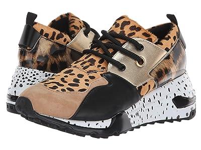 Steve Madden Cliff Sneaker (Animal) Women