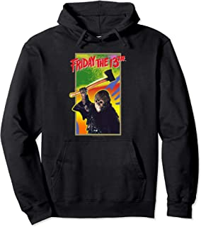Friday the 13th Retro Game Pullover Hoodie Pullover Hoodie