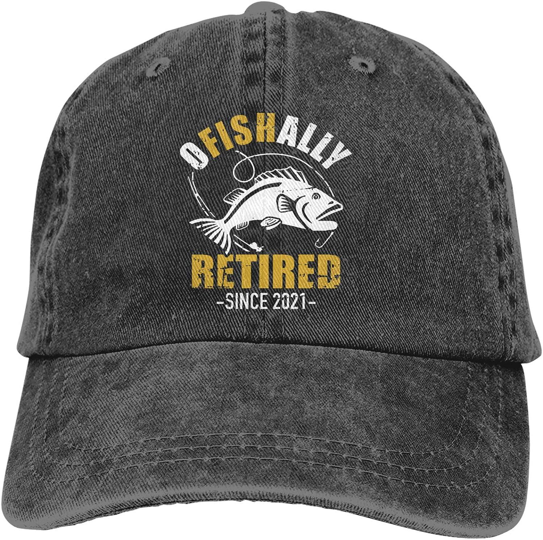 Cellova Retirement 2021 Hat Funny Retirement Baseball Cap Adjustable Washable Cotton Trucker Cap