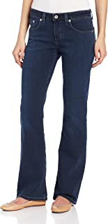 Fd138 Mujeres Relaxed Boot Cut Jean