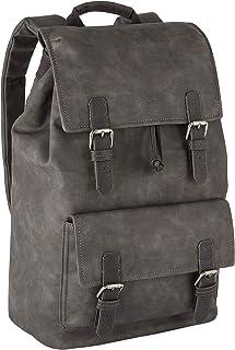 63b2c506815fe Leder-rucksack.de – Lederrucksack Grau