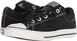 b1288ccd796b Converse chuck taylor all star double tongue ox black plaid ...