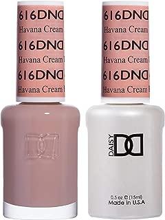 DND Gel Set (DND 616 Havana Cream)