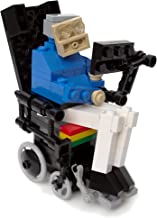 The Standard Model, Stephen Hawking on wheelchair, made of Lego