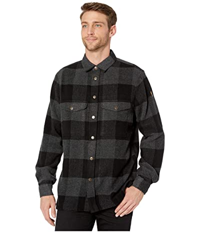 Fjallraven Canada Shirt (Black) Men