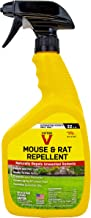 Victor M809 Mouse and Rat Repellent Spray,White