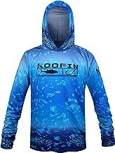 Performance Fishing Hoodie 50 Sunblock Shirt SPF Long Sleeve Quick-Dry Sweatshirt Fade Pattern
