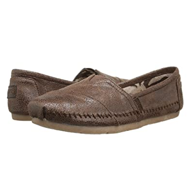 BOBS from SKECHERS Luxe Bobs Rain Dance (Chocolate) Women