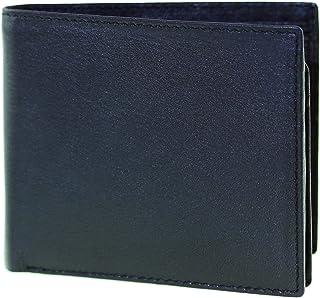 Bernard Florentin- Paris Black Leather For Men - Bifold Wallets