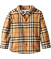 Burberry Kids - Fred Long Sleeve (Infant/Toddler)