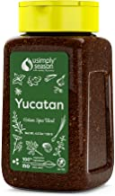 USIMPLYSEASON LATIN AMERICAN SPICE (Yucatan, 4.8 Ounce (Pack of 1))