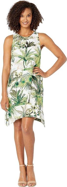 Tommy Bahama Lovely Leaves Midi Dress   Zappos com