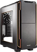 be quiet! BGW05 Silent Base 600 Window ATX Mid Tower Computer Case - Orange