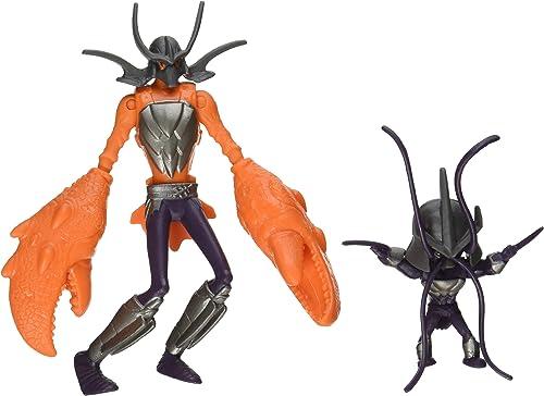 Turtles Mutant Shrotders Shrimp & Crab Shrotder Mutants - Teenage Mutant Ninja Turtles Figur