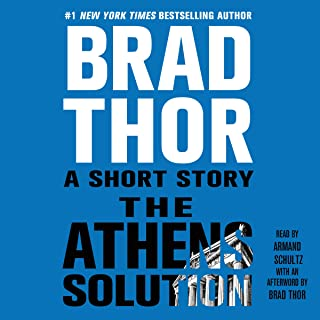 The Athens Solution: A Short Story: Scot Harvath, Book 14.5