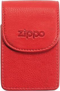 Zippo Box Cover Cigarette Case, 11 cm, Red
