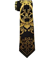 Versace - Baroque Print Tie
