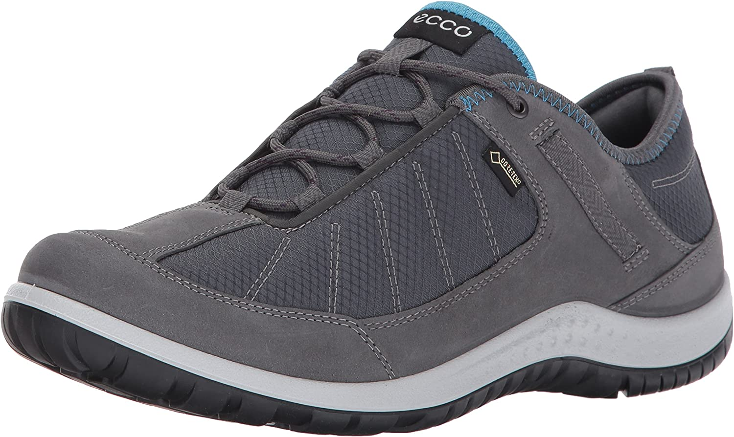 ECCO Womens Aspina Low Gore-tex Textile Hiking shoes